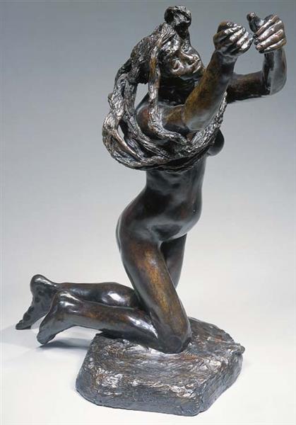 Le Dieu Envolé, 1894 - Camille Claudel
