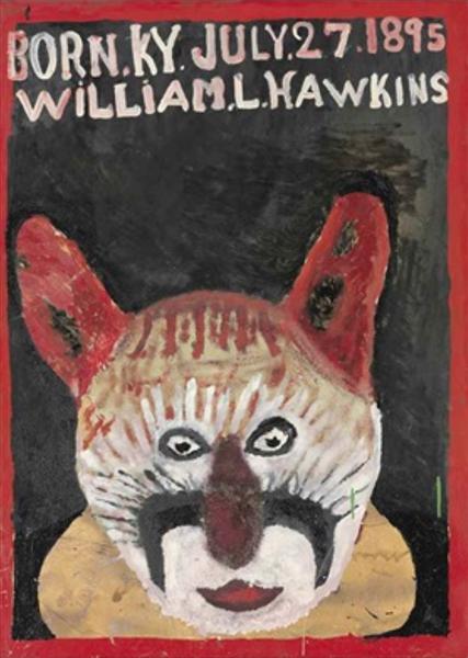 Puma Kitten, c.1985 - William Hawkins