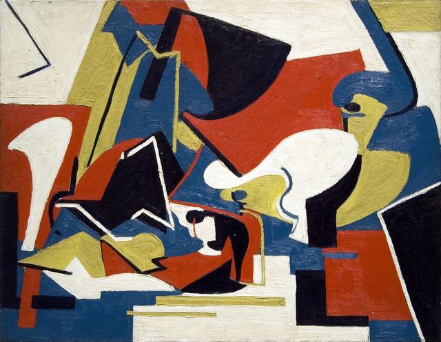 Untitled, 1942 - Lee Krasner