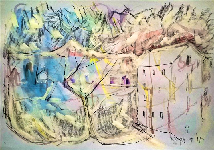 Dreamscape, 2017 - Alfred Freddy Krupa