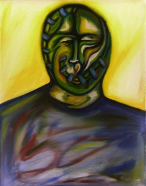 Self Portrait 2009, c.2008 - Gustavo