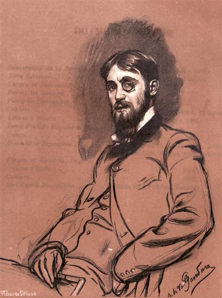 André Rouveyre, 1904 - Antonio de La Gándara