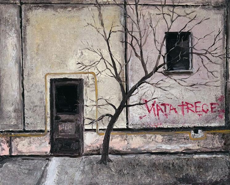 Life Passses, 2019 - Stefan Pruteanu