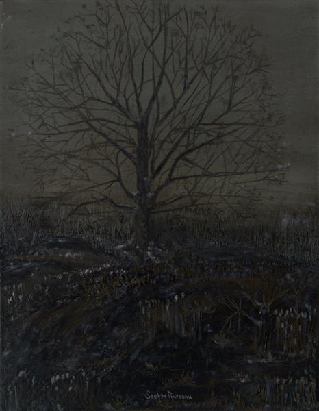 November - Stefan Pruteanu