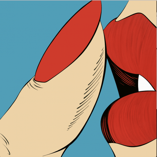 Secretive - Deborah Azzopardi