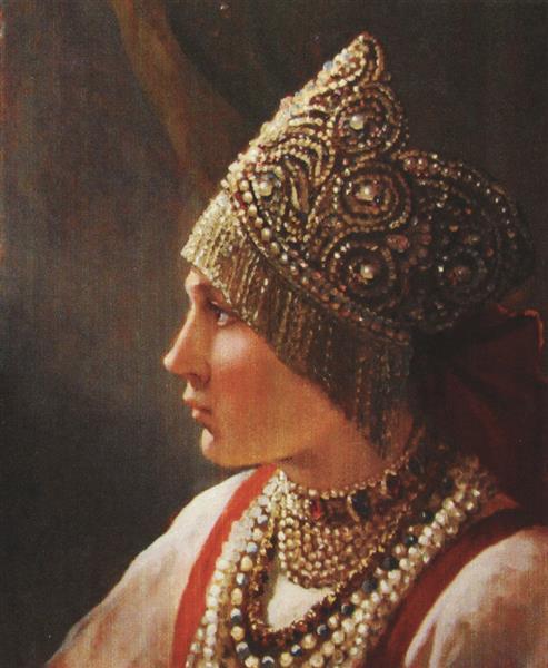 Русская девушка - Andrey Shishkin