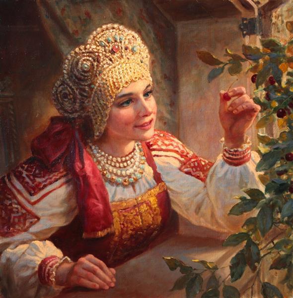 Cherry, 2016 - Andrey Shishkin