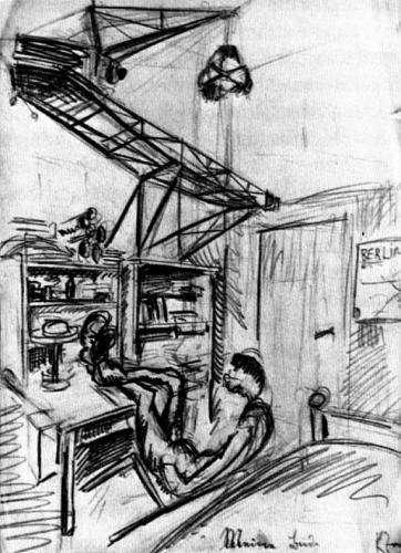 Tinker Shack, c.1926 - Konrad Zuse