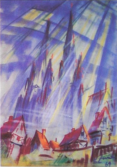 Untitled, 1964 - Konrad Zuse