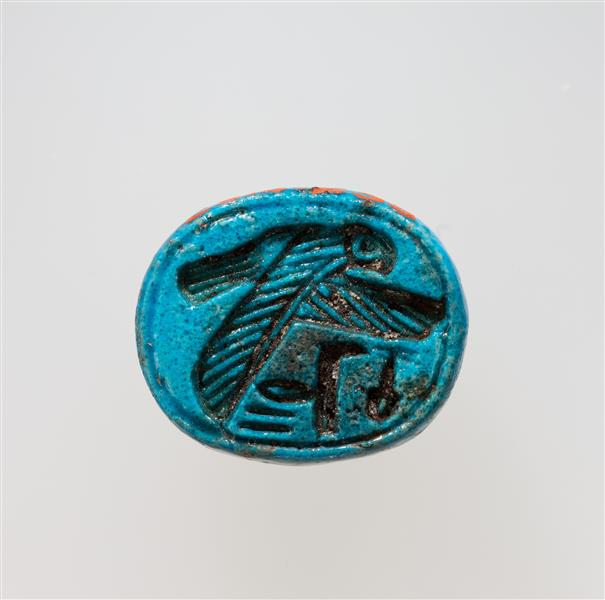 Scarab, c.1479 - c.1458 BC - Ancient Egypt