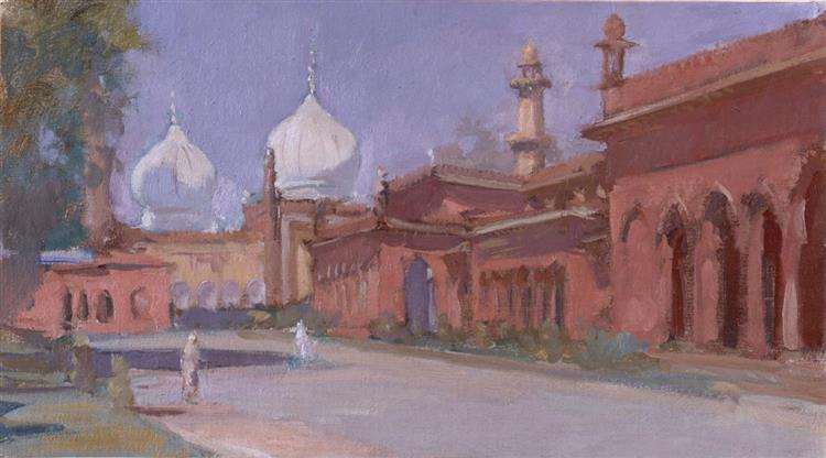 Jami Masjid, Aligarh - Martin Yeoman