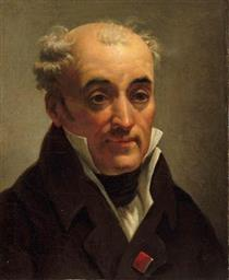 Self-portrait - Pierre-Henri de Valenciennes