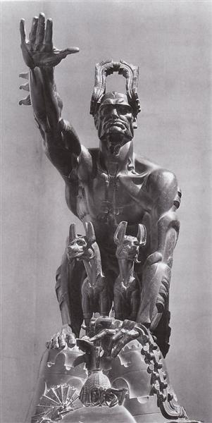 Remussolini, 1932 - Stanislaw Szukalski