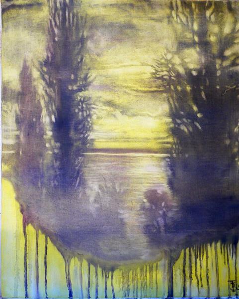 Yellow Fog, 1994 - Valeria Trubina