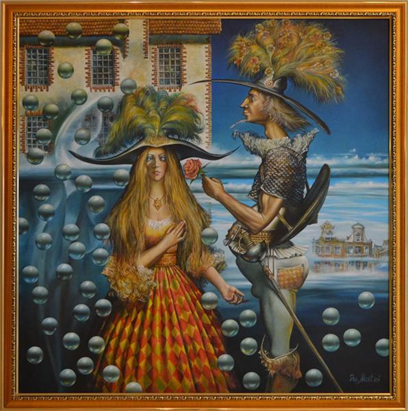 Don Juan from Amsterdam - Iurie Matei