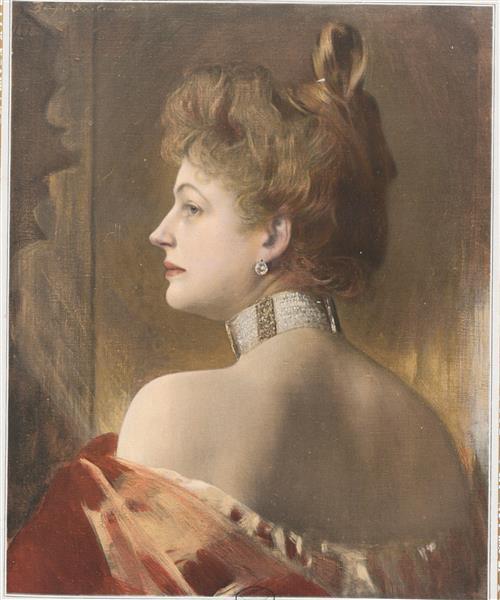 Eugénie Ritter - Benjamin Constant
