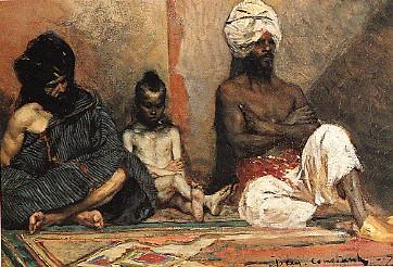 Arabes Assis - Benjamin-Constant
