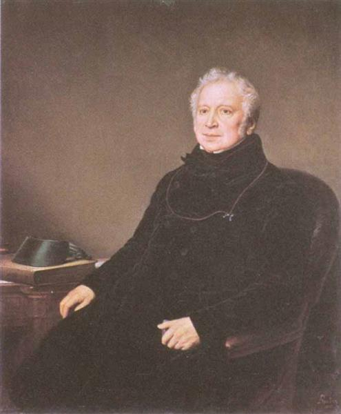 Gregory Stroganov - Charles de Steuben