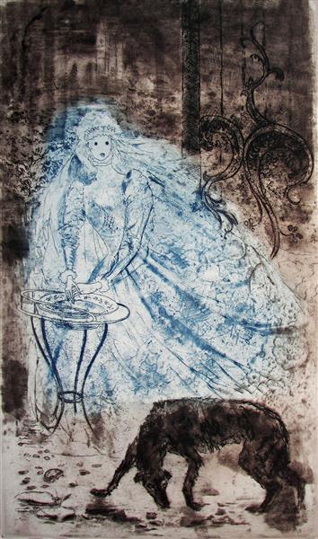 Dramatic memory, 1974 - Rudolf Láng