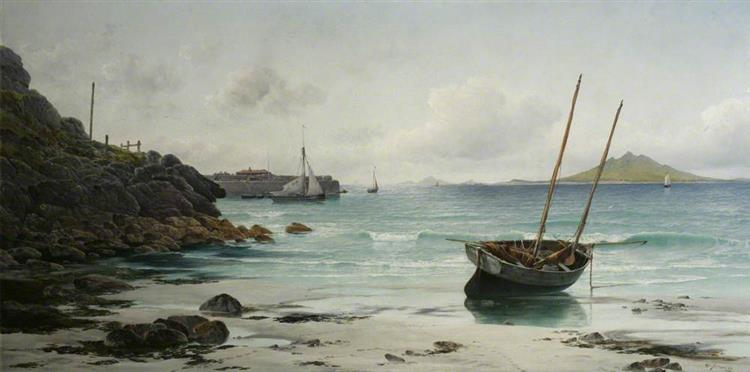 Isles of Scilly, 1886 - David James
