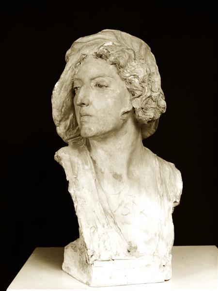 Carmen Quevedo Pessanha - Mariano Benlliure