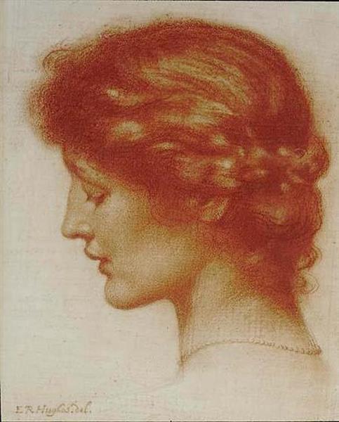 Rosalind - Edward Robert Hughes