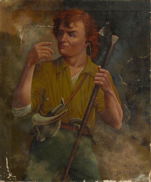 Henry W. Karnes, 1905 - Henry Arthur McArdle