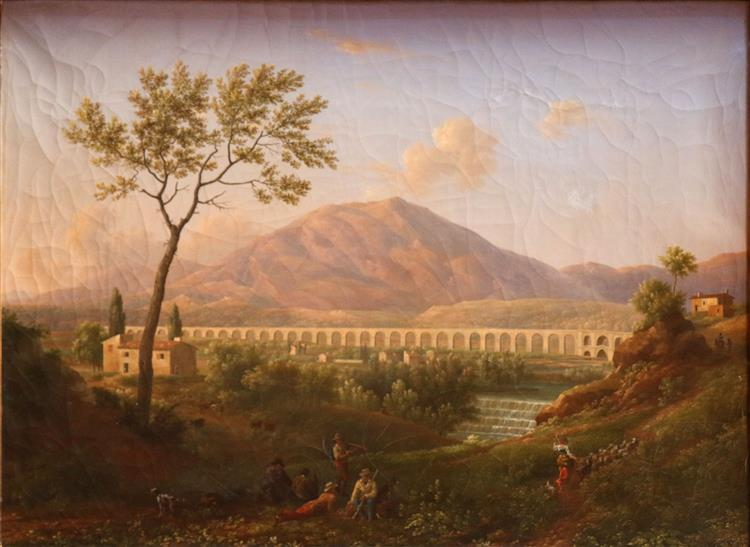 L'acqueduc De Carpentras - Jean-Joseph-Xavier Bidauld