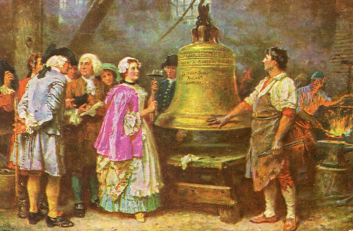 The Bell's First Note - Jean Leon Gerome Ferris
