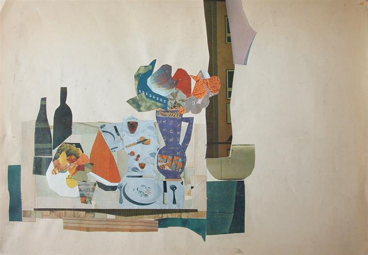 Still Life, 1965 - Ervin Tamas