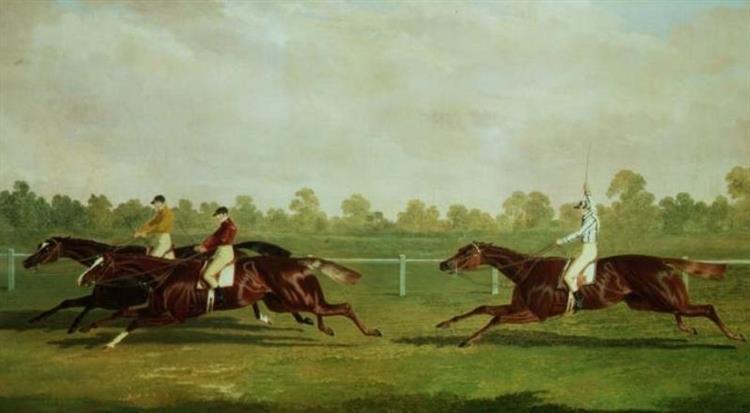 Doncaster Gold Cup, 1835 - John Frederick Herring Sr.
