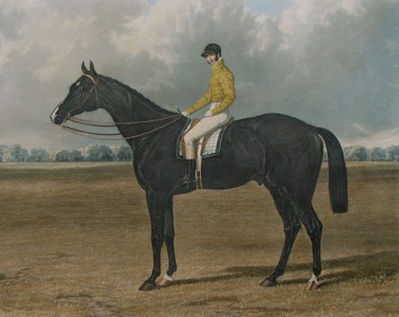Launcelot, Winner of the Great St Leger Stakes at Doncaster, 1840 - John Frederick Herring senior