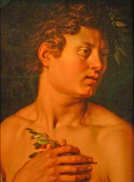 Adam, 1613 - Hendrick Goltzius
