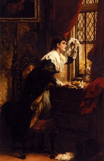 The Beloved's Arrival - Laslett John Pott