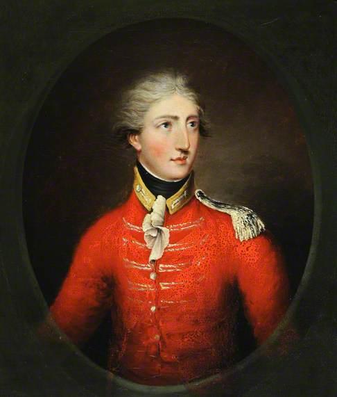 Portrait of Robert Fulke Greville - Lemuel Francis Abbott