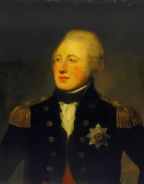 Vice-admiral Sir Andrew Mitchell - Lemuel Francis Abbott