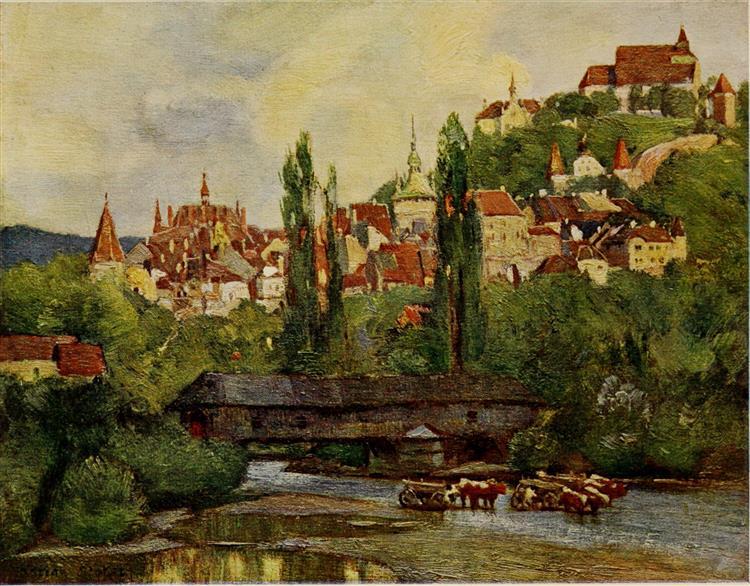 SEGESVAk (SCHAFSBURG), 1909 - Marianne Stokes