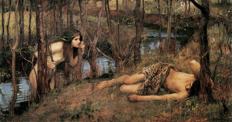 The Naiad, 1893 - John William Waterhouse