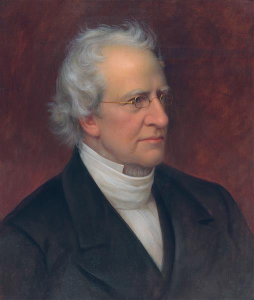 Charles Hodge - Rembrandt Peale