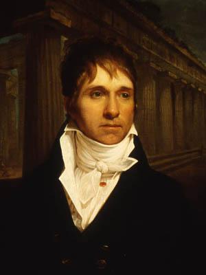 Portrait of William Short, 1806 - Rembrandt Peale