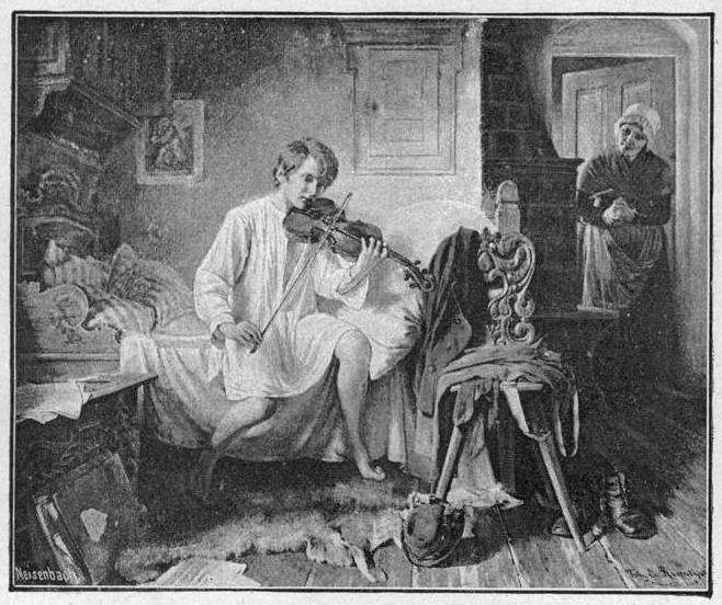 Genesung, 1888 - Toby Edward Rosenthal
