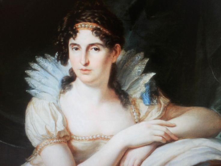 Countess Alexandra Andreevna Shuvalova - Vincenzo Camuccini