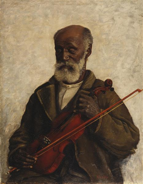 Old Slave, c.1889 - William Henry Huddle