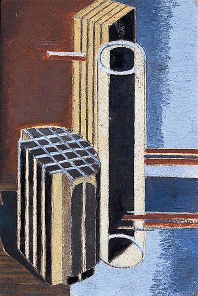 Composition (Design for Today), 1934 - Paul Nash