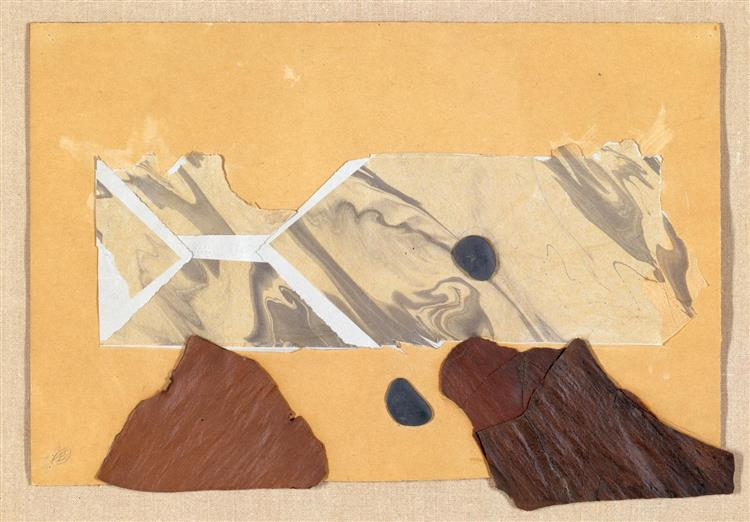 Landscape at Large, 1936 - Paul Nash