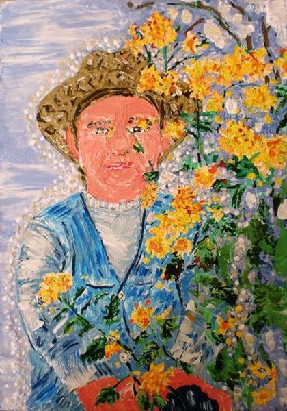 A Mãe Do Artista, No Outono - Paulo Fontes