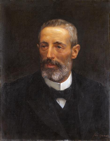 El Señor De Osacar, 1900 - José Santiago Garnelo y Alda