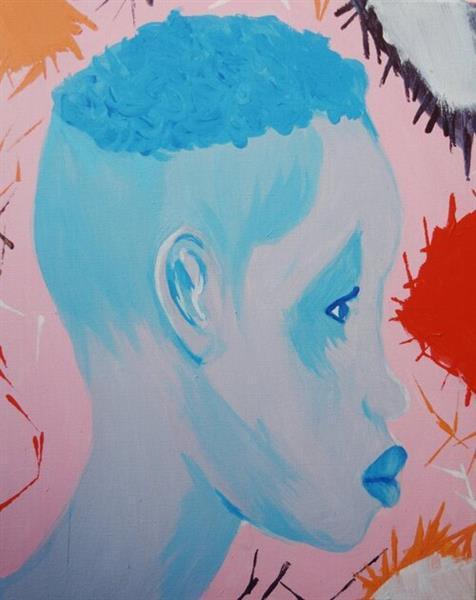 Compunction, 2015 - Emma Odette