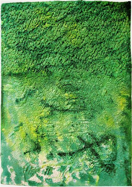 Forest surface XII, 2005 - Vjeran Čengić