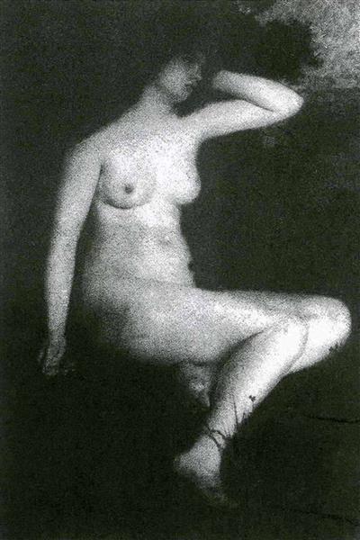 Calipso, c.1896 - Joan Brull